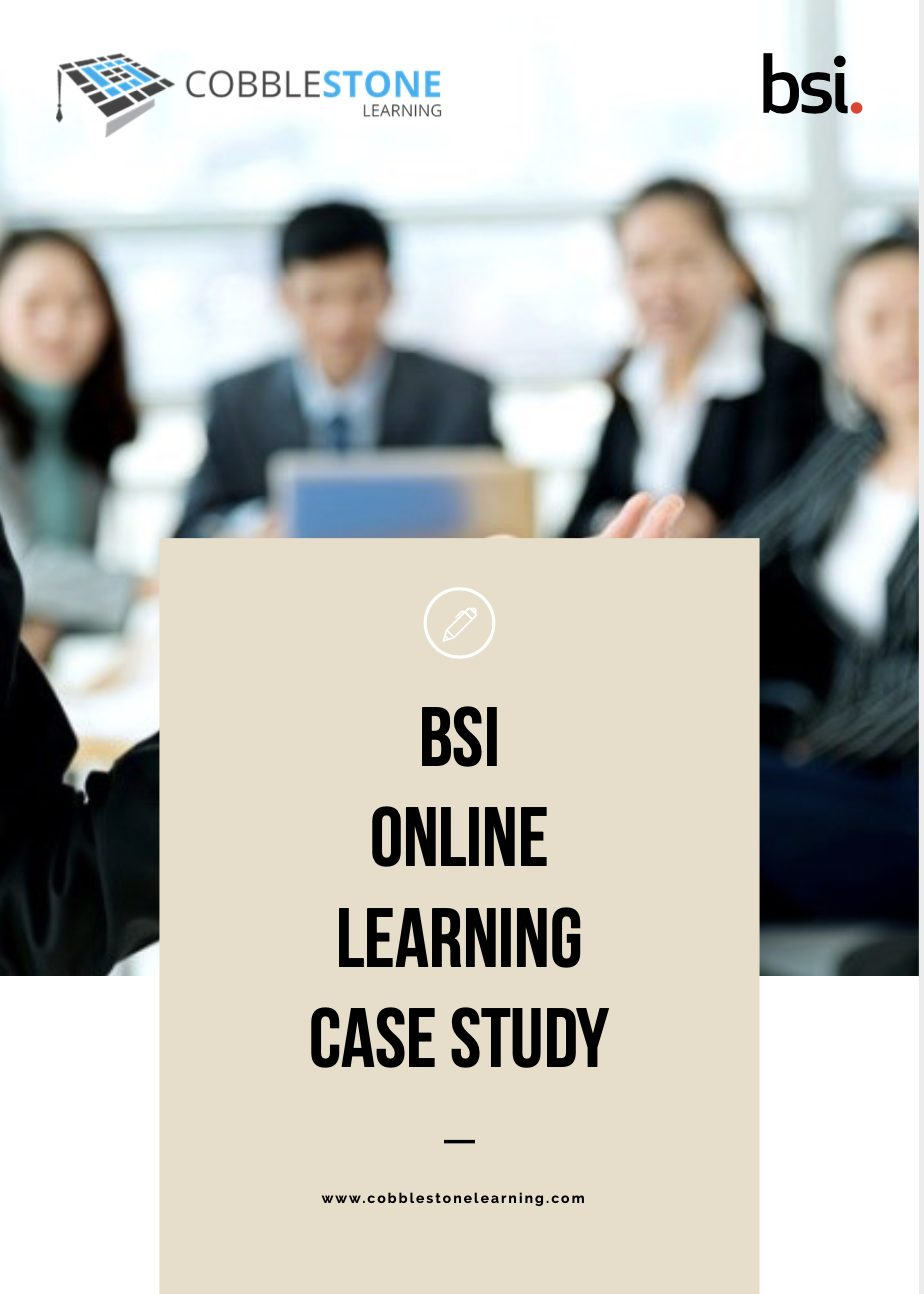 Cobblestone BSI Case Study